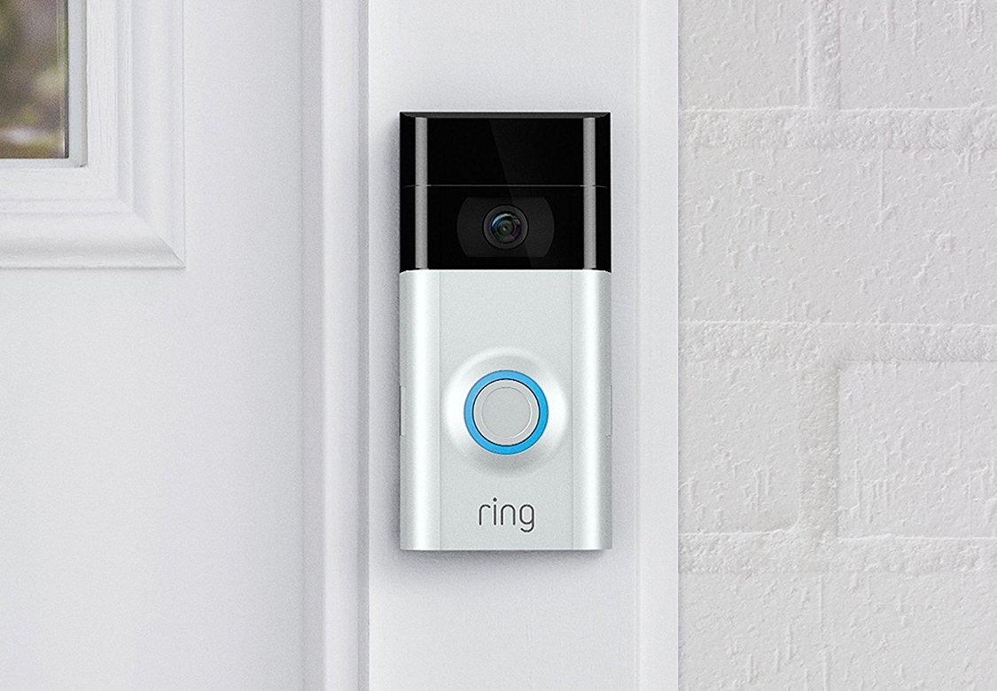 the brand new ring video doorbell 2 was just released. Black Bedroom Furniture Sets. Home Design Ideas